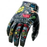 ONeal Jump Mayhem Motocross Gloves - Black Multi