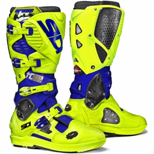 Sidi Crossfire 3 SRS Motocross Boots - TC222 Cairoli LTD Edition