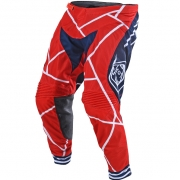 Troy Lee Designs SE Air Pants - Metric Red Navy