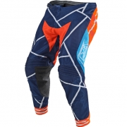Troy Lee Designs SE Air Pants - Metric Team Navy Orange