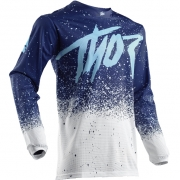 2018 Thor Pulse Air Jersey - Hype White Navy