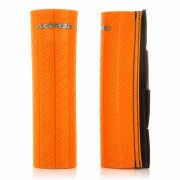 Acerbis Upper Fork Covers - Orange