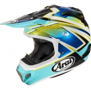 Arai MXV Motocross Helmet - Day Blue