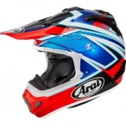 Arai MXV Motocross Helmet - Day Red