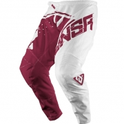 2018 Answer Syncron Air Pants - White Red