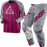 2018 Answer Elite Kit Combo - Berry Grey