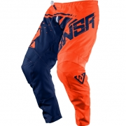 2018 Answer Syncron Kids Pants - Flo Orange Blue