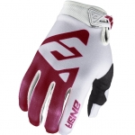 2018 Answer AR-1 Gloves - White Red