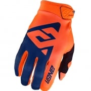2018 Answer AR-1 Kids Gloves - Flo Orange Blue