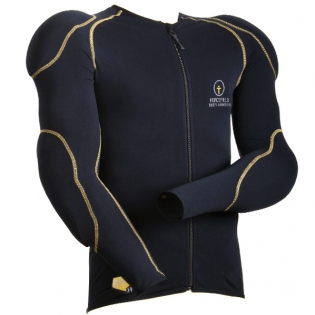 Forcefield Sport Jacket Level 2 Body Armour - Blue Yellow