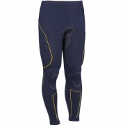 Forcefield Technical 2 Base Layer Pants - Blue Yellow