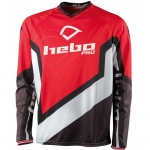 Hebo Pro 18 Trials Jersey - Red
