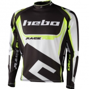 Hebo Race Pro ll Trials Jersey - Yellow