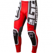 Hebo Race Pro ll Trials Pants - Red
