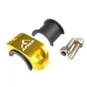 Apico Master Cylinder Perch Rotator Clamp - Gold