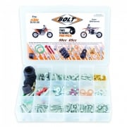 Bolt Pro Pack Bolt Kit KTM Euro Style SX 50-65 02-Current