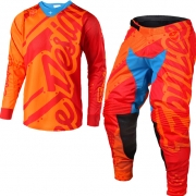 Troy Lee Designs SE Air Kit Combo - Shadow Honey Red