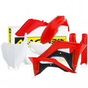 Acerbis Plastic Kit - Honda CR - OEM Factory