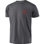 Troy Lee Designs T Shirt Victory Charcoal