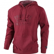 Troy Lee Designs Hoodie Podium Crimson
