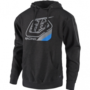 Troy Lee Designs Hoodie Precision Charcoal Blue