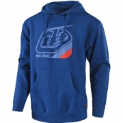 Troy Lee Designs Hoodie Precision Royal Blue Red