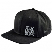 Troy Lee Designs Lockup Cap - Black