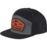 Troy Lee Designs Finish Line Cap - Black