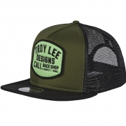 Troy Lee Designs Blockwork Cap - Army Green