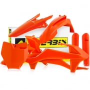 Acerbis Plastic Kit - KTM SXF - Orange