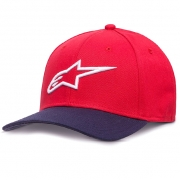 Alpinestars Ageless Cap - Red Navy