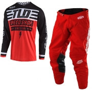 Troy Lee Designs GP Air Bolt Kit Combo - Red