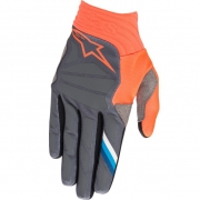 Alpinestars Aviator Anthracite Orange Fluo Gloves