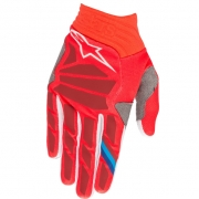 Alpinestars Aviator Red Burgundy Gloves