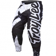 Troy Lee Designs SE Pants - Shadow White Black