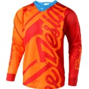 Troy Lee Designs SE Air Jersey - Shadow Honey Red