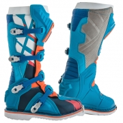 Acerbis X-Pro V Blue Orange Motocross Boots