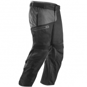 Acerbis Enduro One Black Grey Baggy Pants