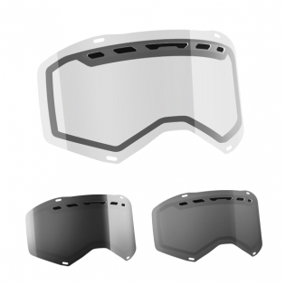 Scott Prospect Dual Vented Works Goggle Lenses