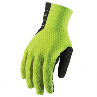 Thor Agile Acid Black Gloves