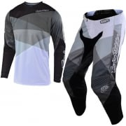 Troy Lee Designs Kids GP Jet Grey Kit Combo