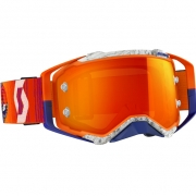 Scott Prospect Mojave Ltd Edition Orange Blue Org Chrome Goggles