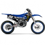 D Cor Team Star Yamaha Full Graphics Kit