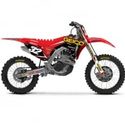 D Cor Team Geico Honda Full Graphics Kit