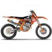 D Cor Team Rocky Mountain KTM Full Graphics Kit
