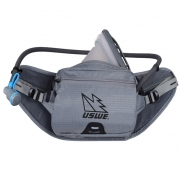 USWE Zulo 2 Hydration 1 Litre Carbon Grey Waist Belt
