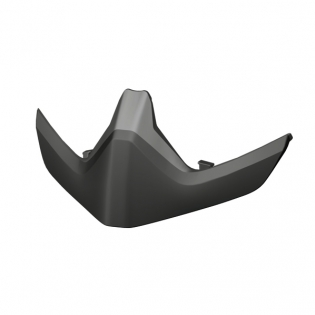 Scott Recoil Black Facemask