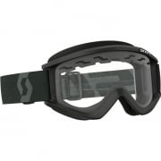 Scott Recoil Xi Black White Enduro Goggles