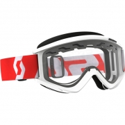 Scott Recoil Xi White Red Enduro Goggles