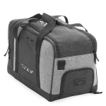 Fly Racing Carry On Black Heather Duffle Bag